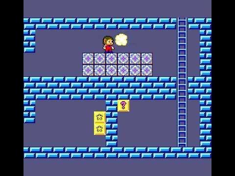 Alex Kidd in Miracle World - Complete Game - User video
