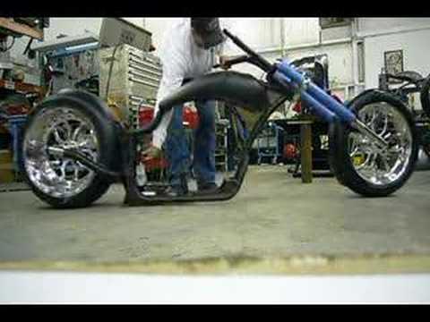 Chopper 360 Monster Tire