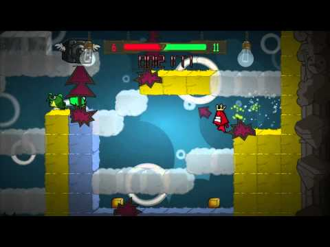 BattleBlock Theater: Giant Bomb Quick Look