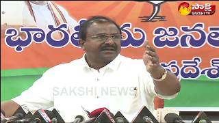 AP BJP MLC Somu Veerraju Blasts On TDP MP Galla Jayadev || జగన్‌ మాటే.. జయదేవ్‌ నోట