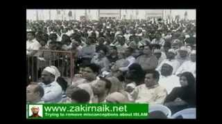 Zakir Naik Q&A-93  |   Most Fantastic myth about Islam that Historian repeated