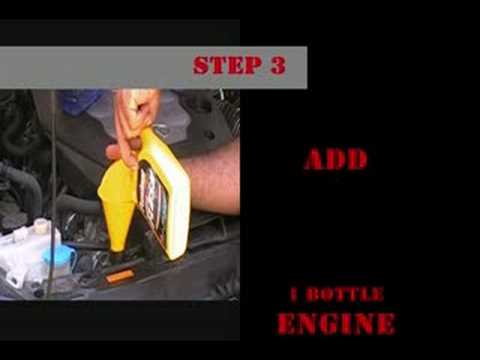 how to perf a coolant flush