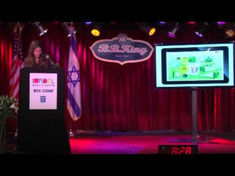 Yael Raviv, Kinetic Art - Israel BTC Conf 2012
