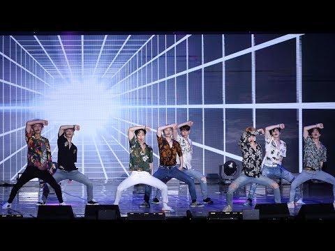 170724 엑소 (EXO) - The Eve 전야 [전체] 직캠 Fancam (쇼 음악중심) By Mera