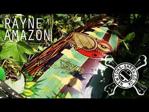 Rayne Amazon at Newton's Shred