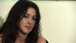 Monica Bellucci in Bosnia to shoot war movie