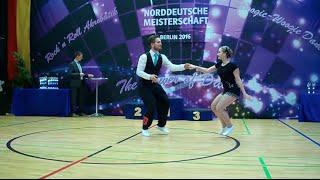 Gaby Kastenmüller & Lukas Greber - Norddeutsche Meisterschaft 2016