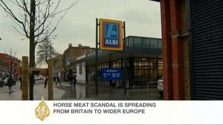 Following the trail of the horse meat scandal 2/10/13