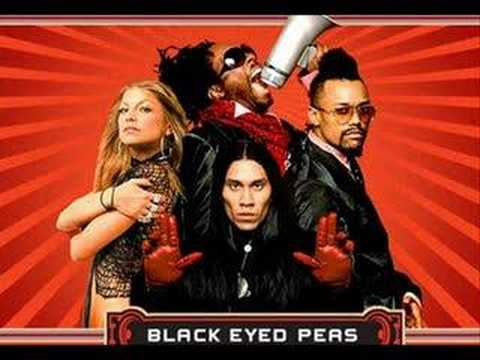 Black Eye Peas – Hey Mama