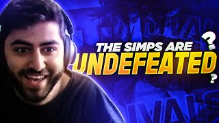 Yassuo | THE SIMPS ARE UNDEFEATED?!? (Twitch Rivals Day 1)