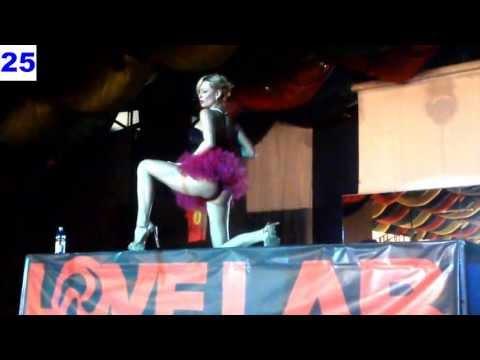 Bellissima Ragazza Rumena Bionda – Dance @Lovelab Roma 2013