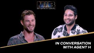 Men In Black International | Chris Hemsworth & Siddhant Chaturvedi | In cinemas June 14