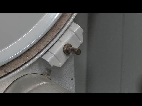 Roller Axle - Maytag Dryer 