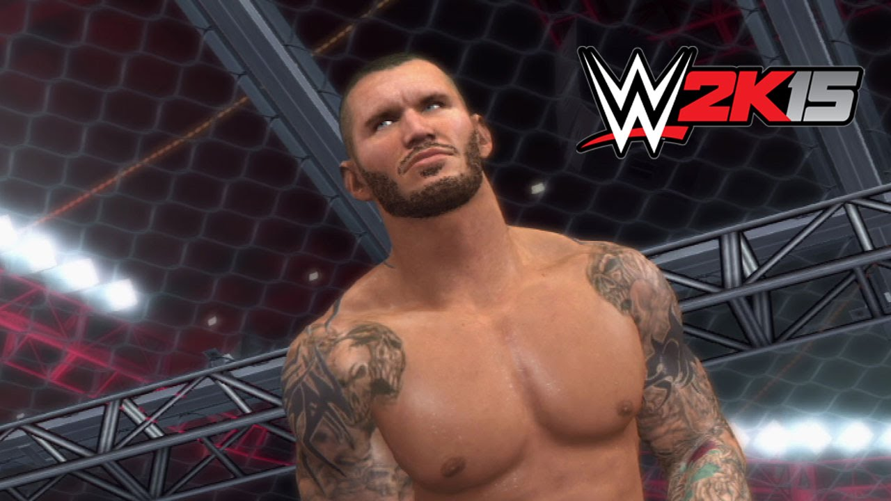 Wwe 2k15 Randy Orton Tattoo Randy Orton — Wwe Hell in a