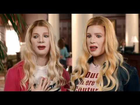 White Chicks - Meeting their friends