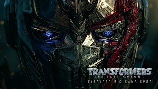 Transformers: The Last Knight (2017) - Extended Big Game Spot - Paramount Pictures