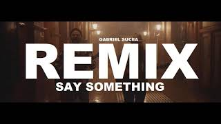 Download Lagu Justin Timberlake - Say Something Ft. Chris Stapleton (Gabriel Sucea Remix) Best Dance Music 2018 Gratis STAFABAND
