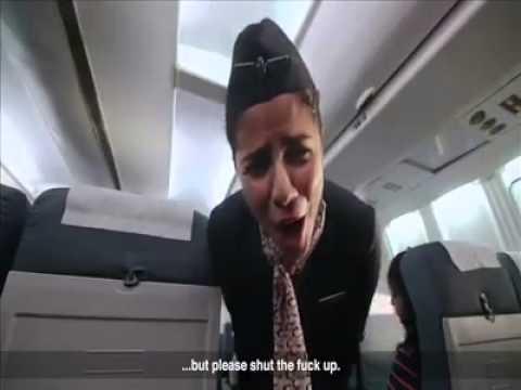 Funniest Airlines Cabin Crew Ever (must Watch) video
