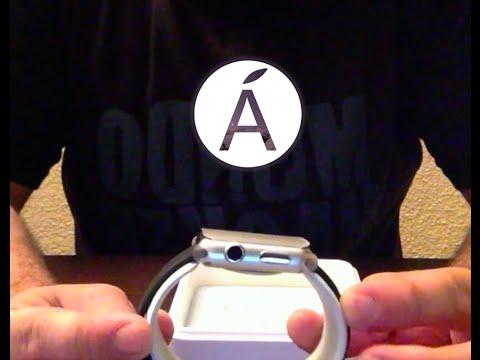 Primer Unboxing Apple Watch comprado en España 26 Junio 2015 Applelizados
