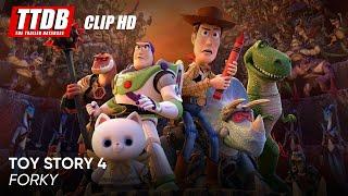 Toy Story 4  | Clip: Forky