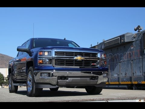 2014 Chevrolet Silverado and GMC Sierra 1500 Review and Road Test