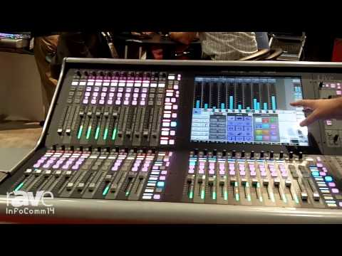 InfoComm 2014: Solid State Logic Launches the SSL Live Digital Production Console