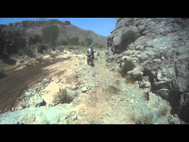 MRAN Groundshakers Motorcycle Desert Race 2011 - Part 02: Beware of  Mind Control Kitty
