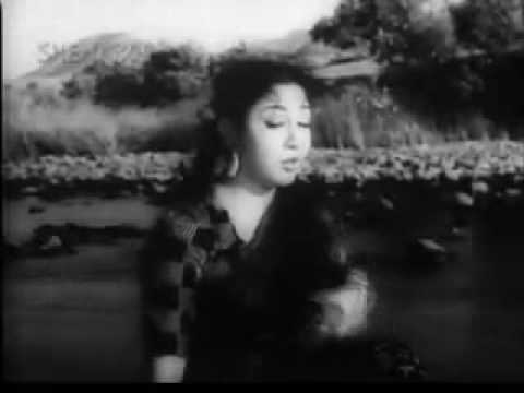 Jhoomata Mausam...manna Dey-lata Mangeshkar-ujala video