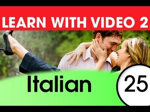 Learn Italian with Video - 5 Must-Know Italian Words 2