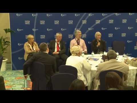 Round Table Discussions: Curriculum Reform and Industry Needs - GESF 2013