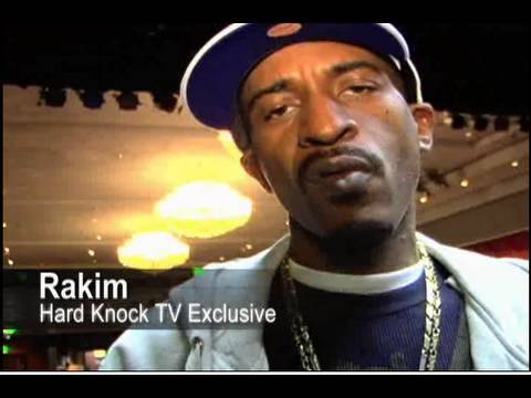 Rakim on why no Primo on album and why all MC features are from NY
