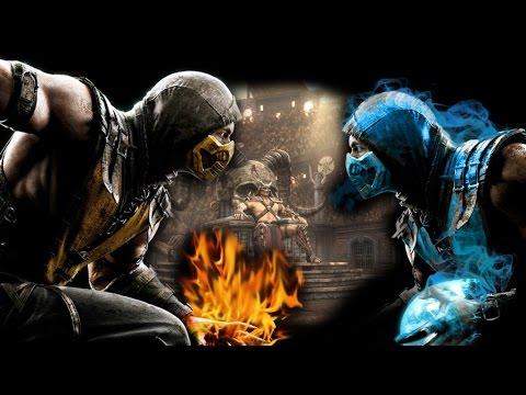 Все, что нужно знать о сюжете Mortal Kombat (предыстория и персонажи)