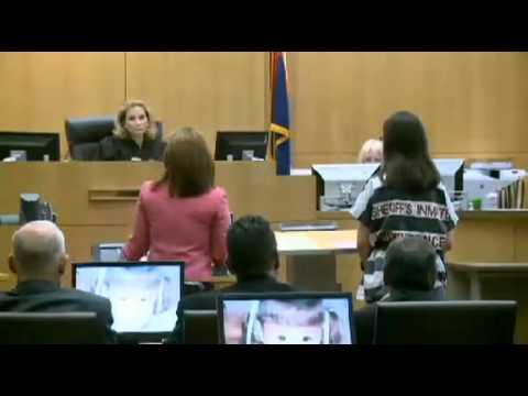 Jodi Arias Sentencing - Part 3