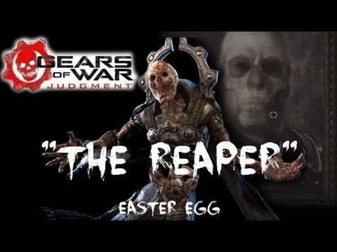 AWESOME GOWJ EASTER EGG! (The EPIC Reaper on Library) Guide/Tutorial