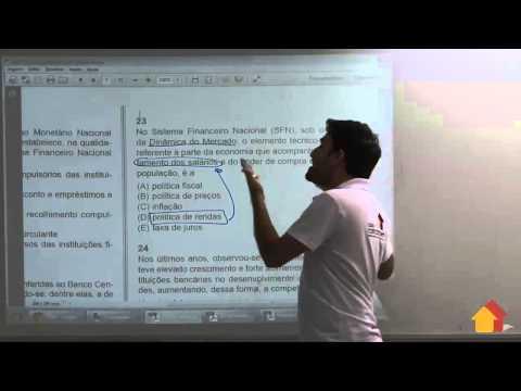 A Casa do Concurseiro - Correção de Prova: BB - Edgar Abreu (Atualidades no Mercado Financeiro)