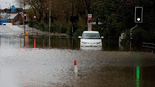 video: Aid money would be better spent on flood defences here in Britain