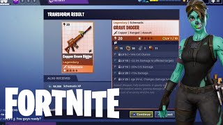 The Grave Digger Is Awesome! - Fortnite
