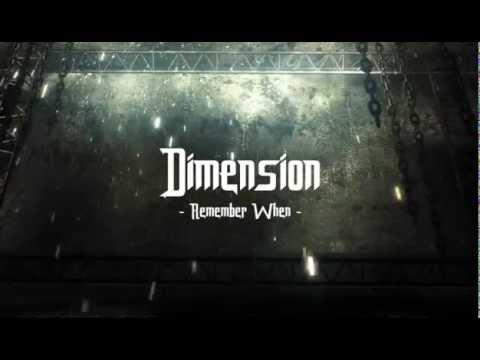 Dimension - Remember When