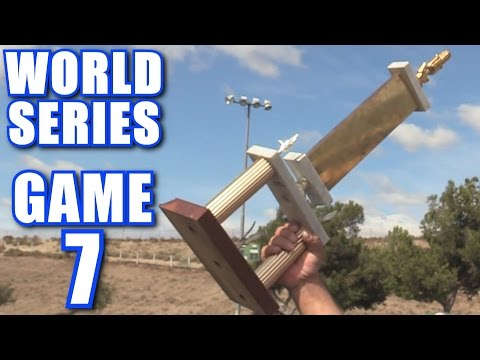 WORLD SERIES GAME 7! | On-Season Softball Series