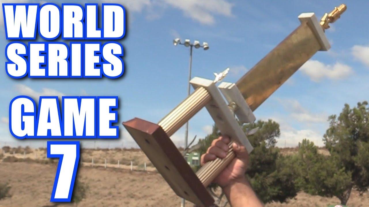 WORLD SERIES GAME 7! | On-Season Softball Series