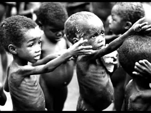 The saddest Video you will ever see. AFRICAN children starving to DEATH.