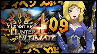 Monster Hunter 4 Ultimate - Part 9 Kecha Wacha HUNT!!