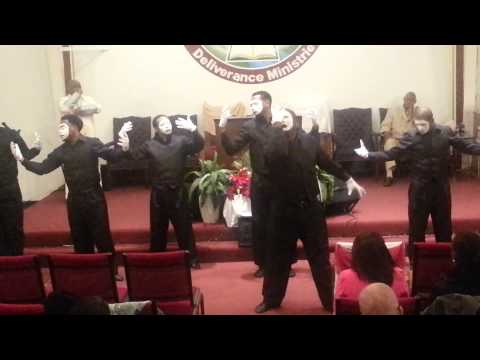 Precious Lamb of God by Kirk Franklin Mime