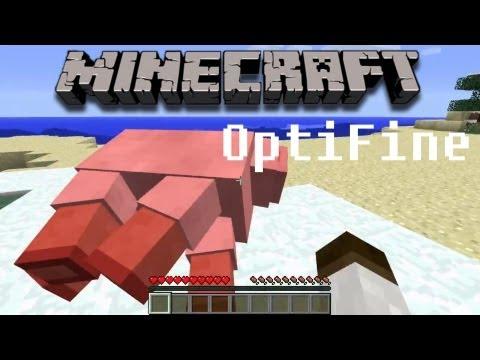 Minecraft Mod: OptiFine 1.5.2 [1.8 verlinkt] installieren [German/HD]
