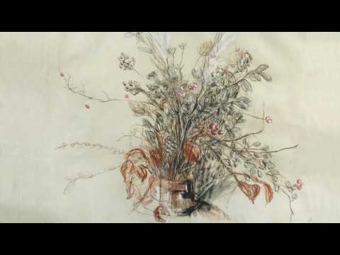 Syd Barrett's Paintings and Drawing (Untitled and If You Go rare instrumental)