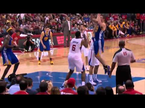 Golden State Warriors vs Los Angeles Clippers Game 1 | April 19, 2014 | NBA Playoffs 2014