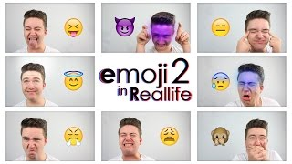 Emojis in Real Life 2