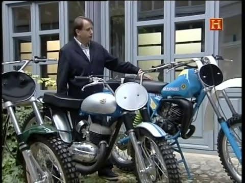 INICIOS DEL MOTOCICLISMO. Alfonso García Telemadrid