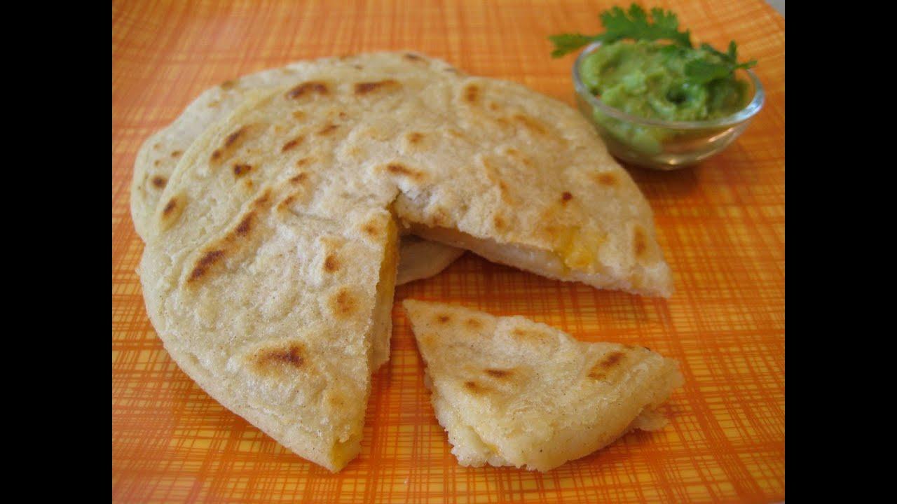 How To Make Pupusas - El Salvador Recipes - Weelicious - YouTube