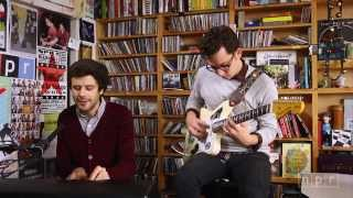 Passion Pit: NPR Music Tiny Desk Concert
